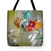 Always In Bloom Tote Bag