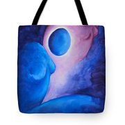 Always... In My Thoughts Tote Bag
