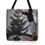Always Put The Star On First Tote Bag