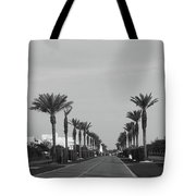 Alys Beach Entrance Tote Bag