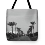 Alys Beach Entrance Tote Bag by Megan Cohen