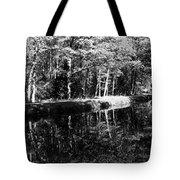 Am Alten Kanal Tote Bag