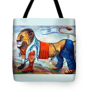Am Israel Hay Tote Bag