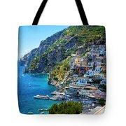 Amalfi Coast, Positano, Italy Tote Bag