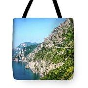 Amalfi Splendor Tote Bag
