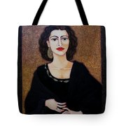 Amalia Rodrigues - Music Born In The Soul Tote Bag
