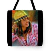 Jessica Mankin Tote Bag
