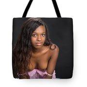 Amani African American Nude Sensual Sexy Fine Art Print 4961.02 Tote Bag