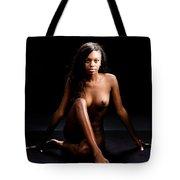 Amani African American Nude Sensual Sexy Fine Art Print 4996.02 Tote Bag
