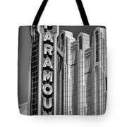 Amarillo Paramount Theatre - #1 Tote Bag