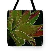 Amaryllis Art Tote Bag