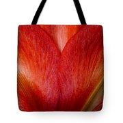 Amaryllis Flower Petals Tote Bag
