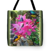 Amaryllis Party Tote Bag