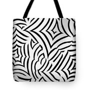 Amazed Tote Bag