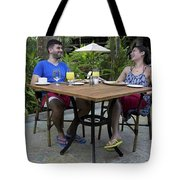Amazing Adults Only Resorts In Negril Tote Bag
