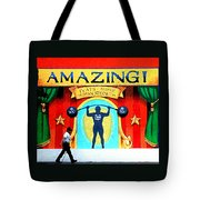 Amazing Feats Tote Bag