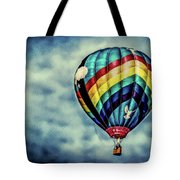 Amazing Grace Tote Bag by Bob Orsillo