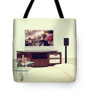 Amazing Home Theaters Systems Tote Bag