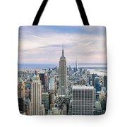 Amazing Manhattan Tote Bag
