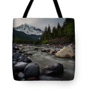 Amazing Night Tote Bag