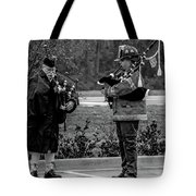 Amazing Pipes Tote Bag