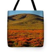Amazing Poppy Fields Tote Bag