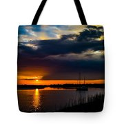 Amazing Sky Tote Bag
