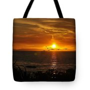 Amazing Sunset Tote Bag