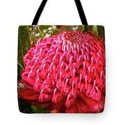 Amazing Waratah Flower Tote Bag