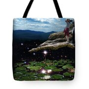 Amazing World Tote Bag