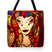 Amazon Queen Tote Bag