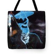 Amazzone Notturna Tote Bag