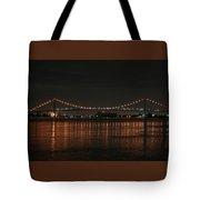 Ambassador Bridge  Tote Bag