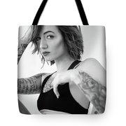 Amber 12 Tote Bag