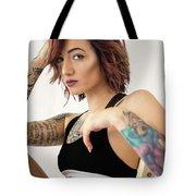 Amber 13 Tote Bag