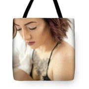 Amber 15 Tote Bag