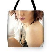 Amber 18 Tote Bag