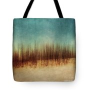 Amber And Blues Tote Bag