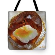Amber And Ethiopian Opal Tote Bag