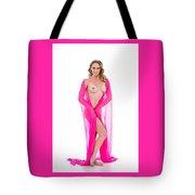 Amber Nude Fine Art Print In Sensual Sexy 5175.02 Tote Bag