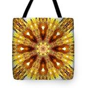 Amber Sun. Digital Art 3 Tote Bag