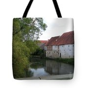 Amberg Tote Bag