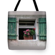 Amberg Window Tote Bag