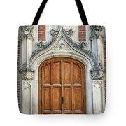Amboise Door Tote Bag