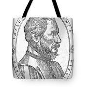 Ambroise Pare, French Surgeon, 1561 Tote Bag