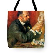 Ambroise Vollard 1908 Tote Bag