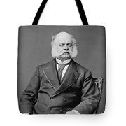 Ambrose Burnside And His Sideburns Tote Bag