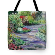 Amelia Park Blossoms Tote Bag