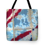 America At War Tote Bag