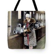 America: Automat, C1925 Tote Bag